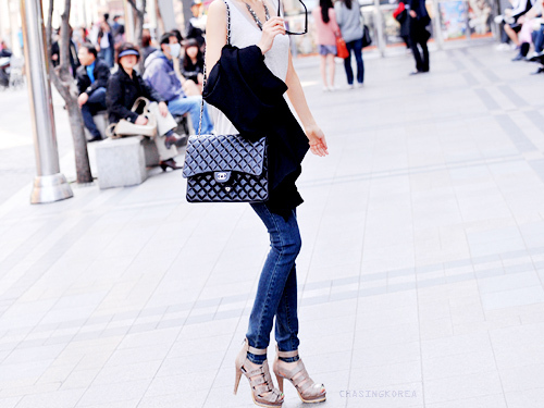 chanel, fashion, girl, skinny, tall
