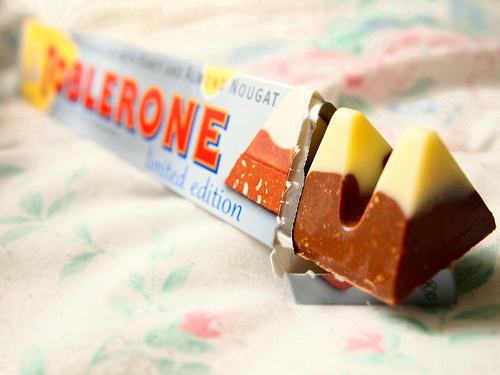 chocolate, cute, food, photography, toblerone, yumm