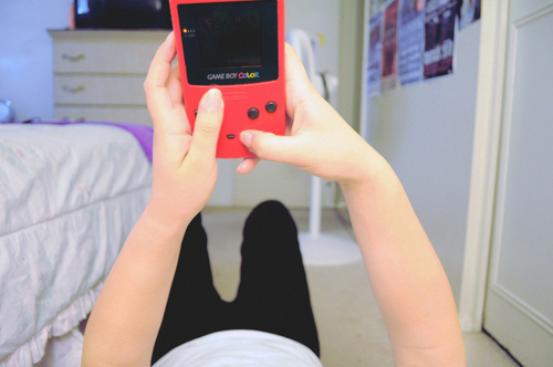 cute, game boy, game boy color, pokemon