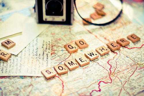 escape, scrabble, travel