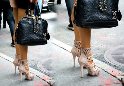 fashion, glamour, high heels, louis vuitton, shoes