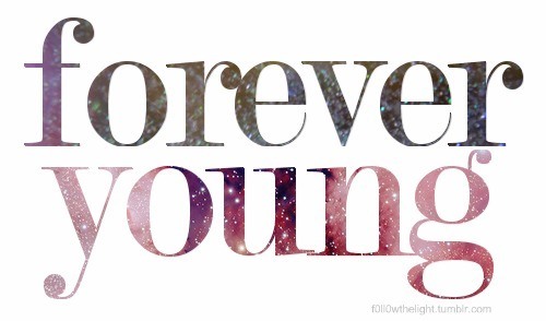 forever, forever young, heart, love, space