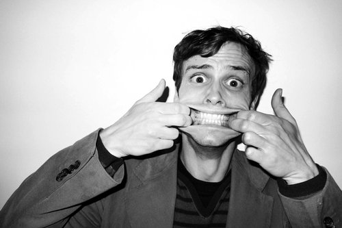 future husband, handsome, matthew gray gubler