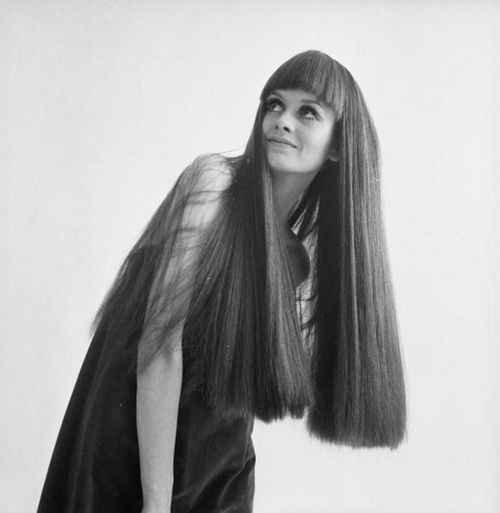 hair, long, model, twiggy