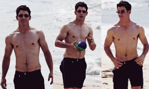 hot, jonas, jonas brothers, jonasshirtless, nicholas jonas
