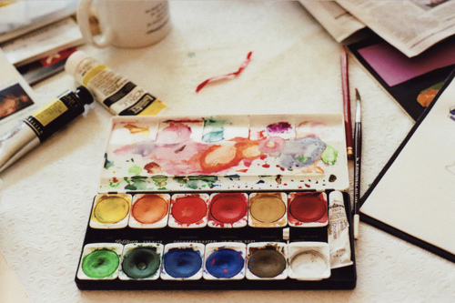 art colors inspiration painting photography image 151238 on