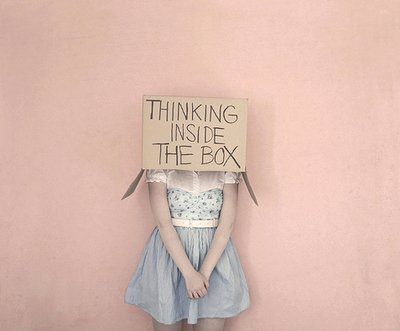 box, dreamer, girl, photography