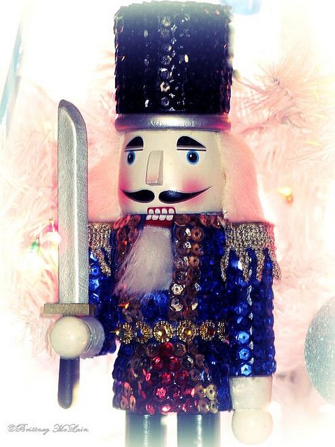christmas, holiday, nutcracker, ornament, photography