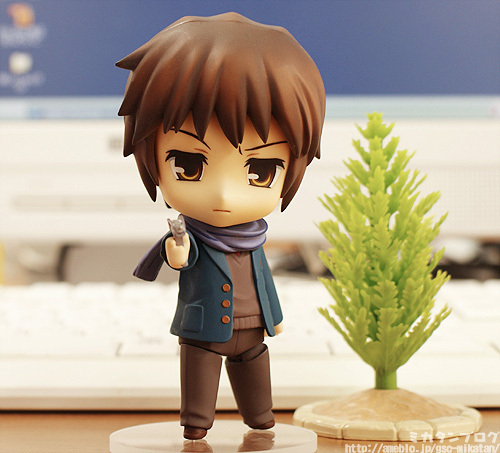 cute, figure, japan, kawaii, kyon