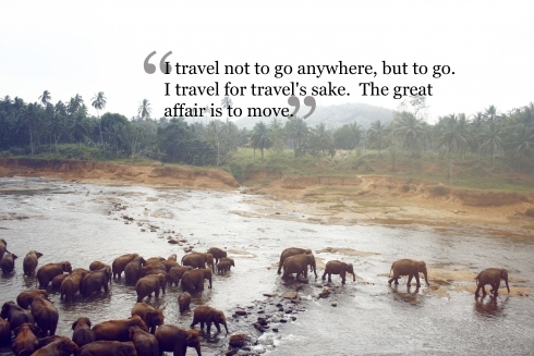 elephant, elephants, john steinbeck, quote
