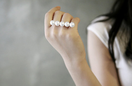girl, ring and two finger