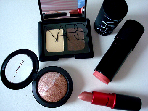 lipstick, lipsticks, mac, make-up, nars