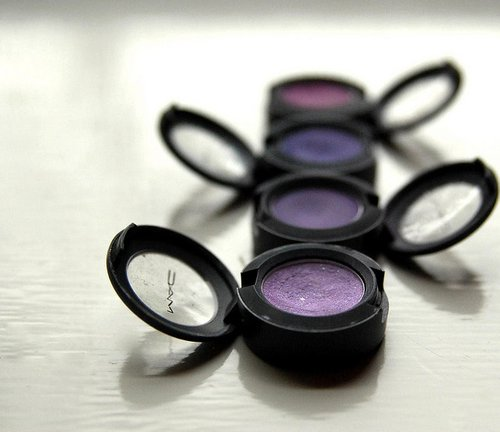 mac, make up, make-up, purple