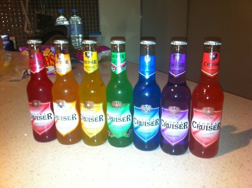 alcohol, colour, colourful, colours, cruiser
