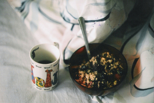 analog, cereal, coffee, food, photography, yummy