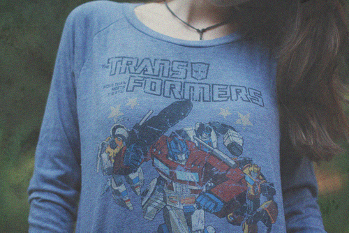 analog, girl, photography, transformers