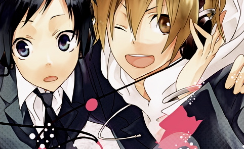 anime, couples, durarara, kida, mikado