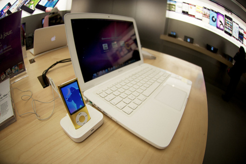 apple, ipod, laptop, macbook, pro