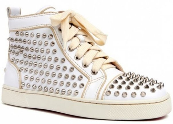 awesome shoes, christian louboutin, fashion, louboutin sneakers, shoes