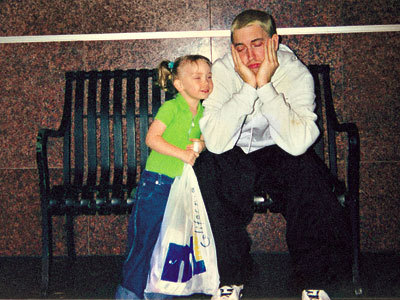 awwwwwwwn, cute, daddy, eminem, giovanna my ass, hailie, separate with comma, slim shady
