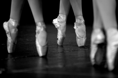 ballet, black and white, dance, dancer, shoes