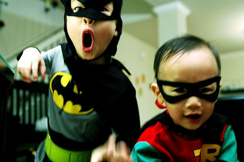 batman, child, children, photography, robin, super hero, super heros, superhero