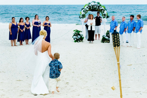 beach, bride, cute, married, wedding