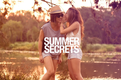 cool, cute, fashion, friendship, girl, girls, hair, hat, i miss summer, love, pretty, river, secret, secrets, separate with comma, shades, shorts, summer, sun, sunglasses, water, wisper
