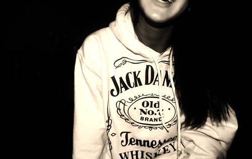 country, girl, jack daniels, sweater, tennessee