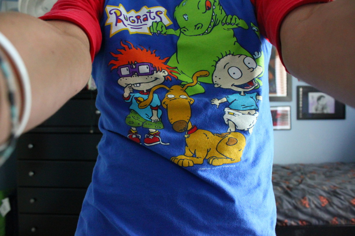 cute, old school, rugrats