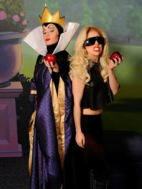 evil, fairy tale, fairytale, fierce, lady gaga
