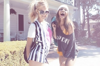 fashion, girls , wildfox
