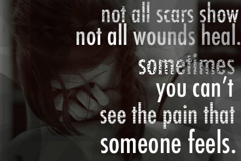 love the pain: