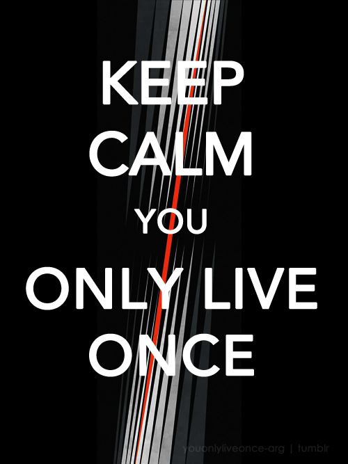 fuck you, keep calm, music, poster, quote, song, text, the strokes, typography, you only live once