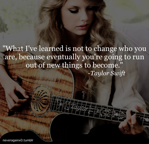 Good Taylor Swift Quot...