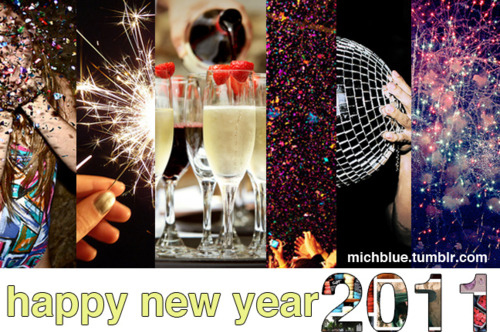 2011, champagne, confetti, disco ball, fireworks, new year, sparks