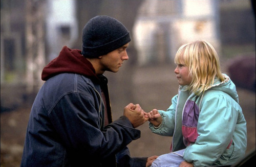 8 mile, cap, children, eminem, kid, love, marshall mathers, pinky promise, pinkypromise, slim shady