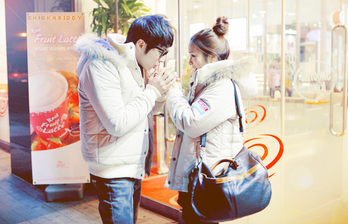 asian couple, beauty, cute, love, ulzzang couple