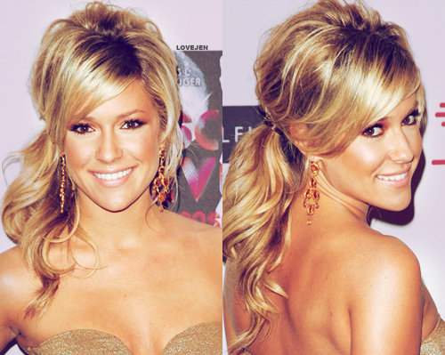 beauty, fashion, hair, jewelry, kristin cavallari