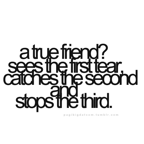 black and white, friends, stupid, tears, text, true, typography