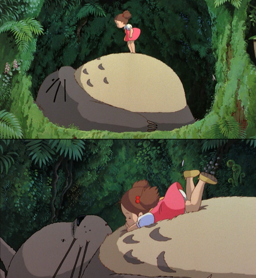 cute, my neighbor totoro, photography, totoro