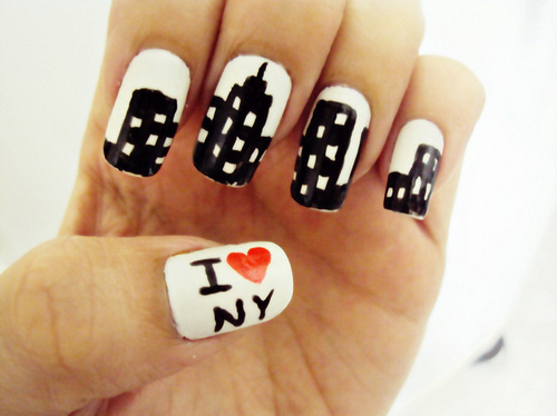 Nail Art New York City