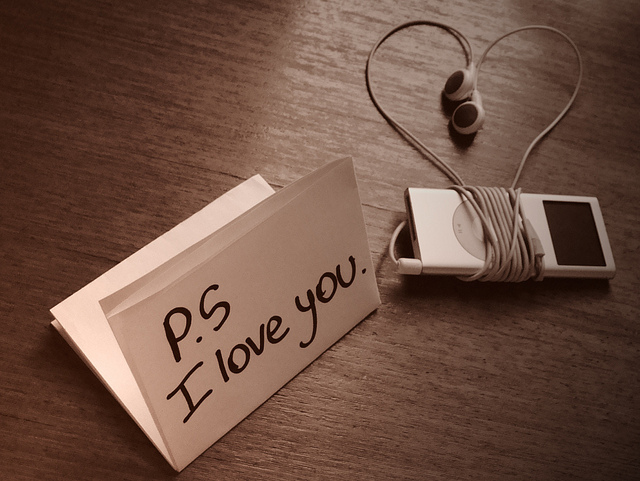 ipod, love, photography, text