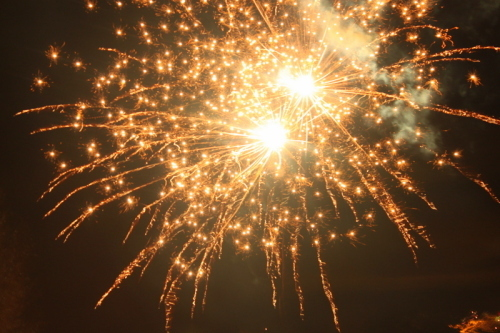 2011, beautiful, firework, light, new year