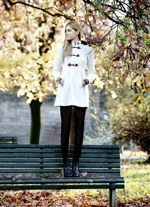 central park, chiara ferragni, fashion, girl, milan