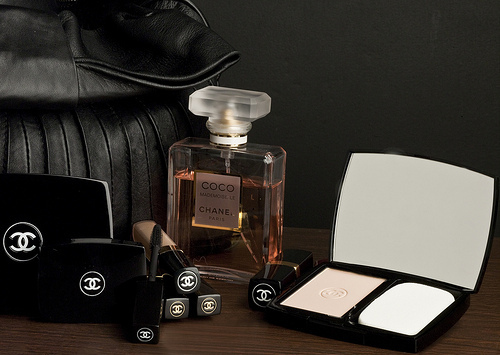 chanel, coco, mademoiselle, mara gruber, photo, still life