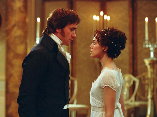 darcy, elizabeth bennet, jane austen, kiera knightley, lizzy, matthew macfadyen, movie, mr darcy, pride and prejudice