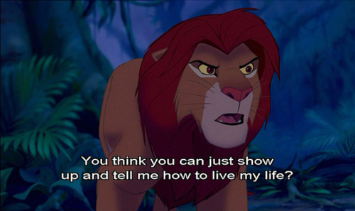 disney, life, lion king, live, show up, tell