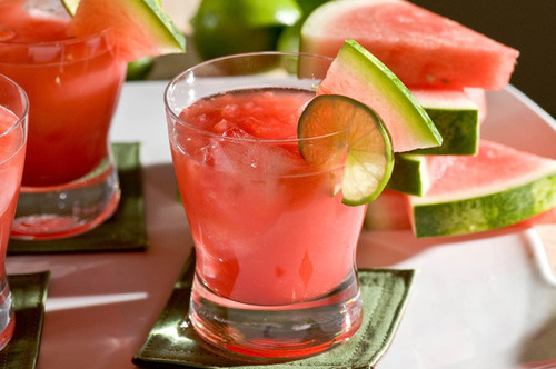 drink, lime, red, watermelon
