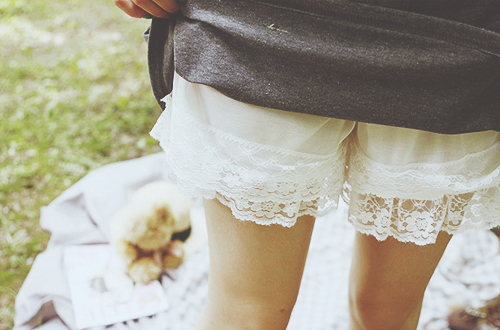 fashion, lace, photography, pretty, shorts